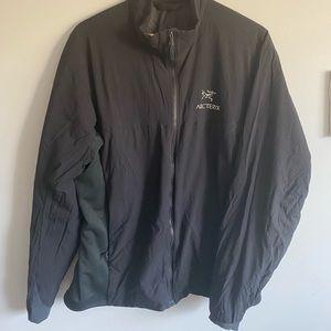 Men's Black arc'teryx Atom LT Jacket